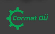 Cormet OÜ logo