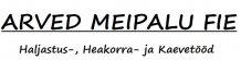 ARVED MEIPALU FIE logo