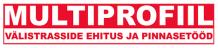 MULTIPROFIIL OÜ logo