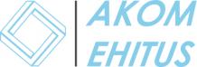 AKOM EHITUS OÜ logo