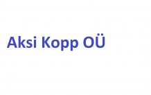 Aksi Kopp OÜ logo