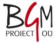 BGM PROJECT OÜ logo