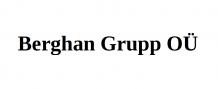 BERGHAN GRUPP OÜ logo