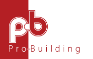 Pro-Building OÜ logo