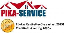 PIKA-SERVICE OÜ logo