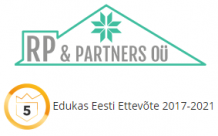 RP & PARTNERS OÜ logo