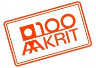 100 AAKRIT OÜ logo