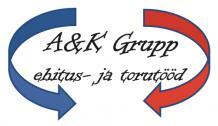 A&K GRUPP OÜ logo