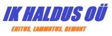 IK HALDUS OÜ logo