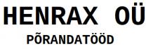 HENRAX OÜ logo