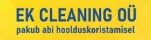 EK CLEANING OÜ logo