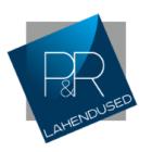 P&R LAHENDUSED OÜ logo