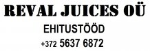 REVAL JUICES OÜ logo
